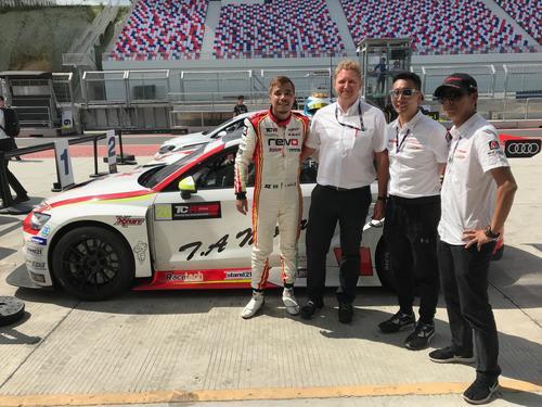 TCR China 2018