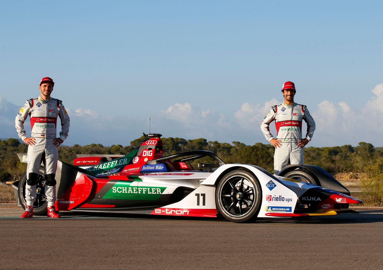 Audi starts title defense in Formula E