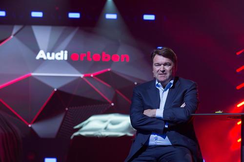 """Bram Schot lässt Belegschaft """"Audi erleben"""""""