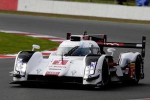 Weltmeister Audi startet aus Reihe eins