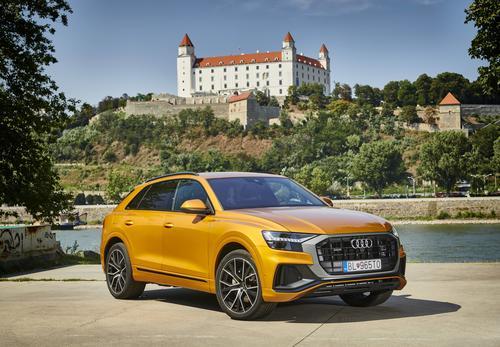 Audi-Standort Bratislava