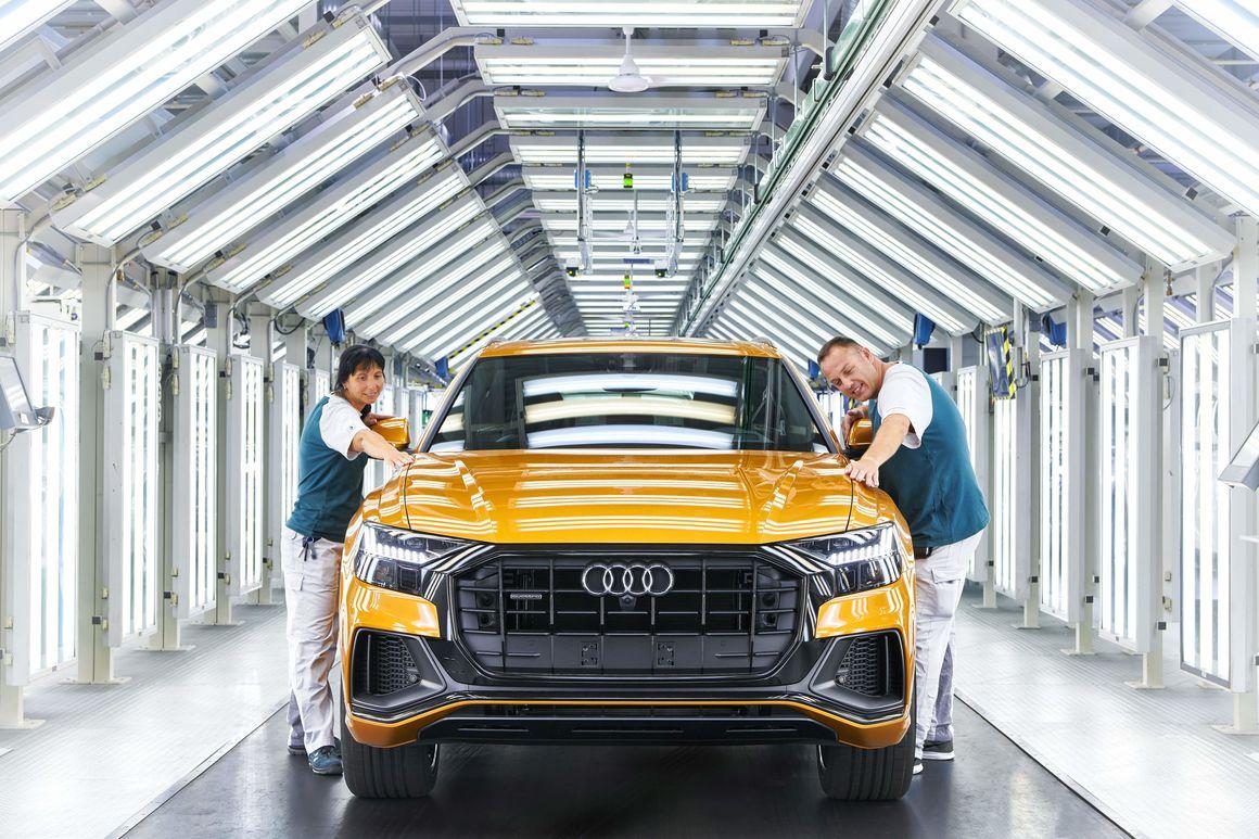 Audi Site Bratislava