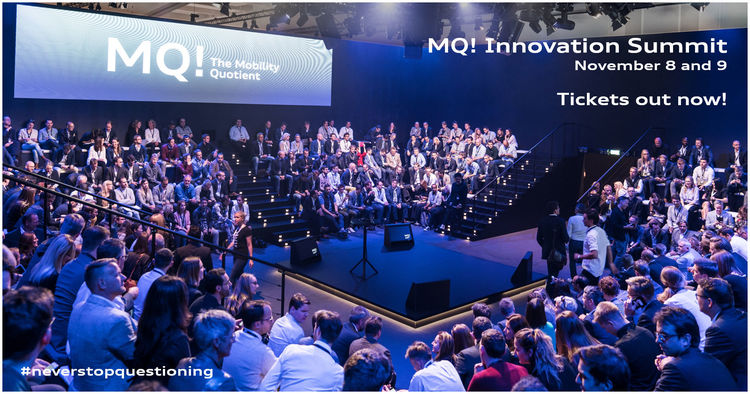 Audi brings thought leaders to the MQ! Innovation Summit