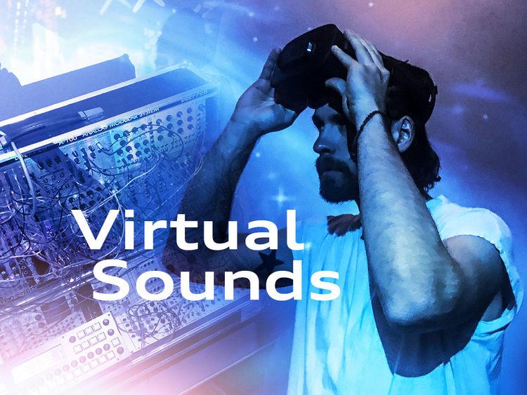 """Virtual Sounds"" im Audi Forum Ingolstadt"