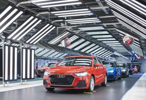 Audi Site Martorell