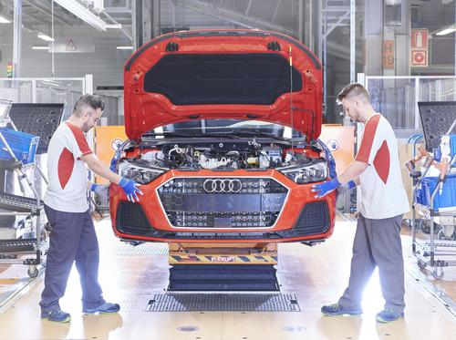Audi-Standort Martorell