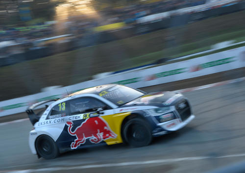 Rallycross-WM 2018, Estering