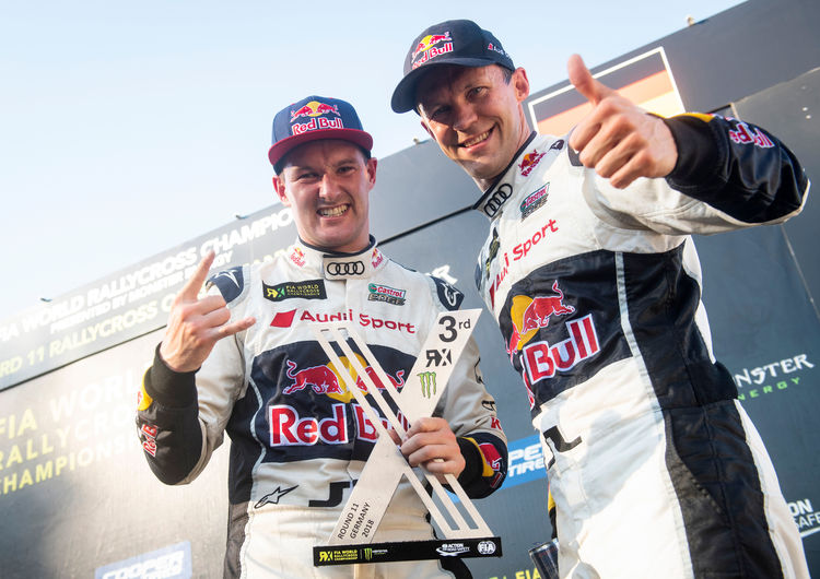 FIA World Rallycross Championship 2018, Germany