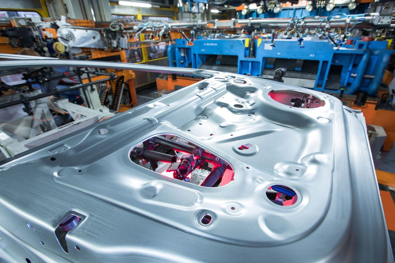 Audi optimizes quality inspections in the press shop with artificial intelligence