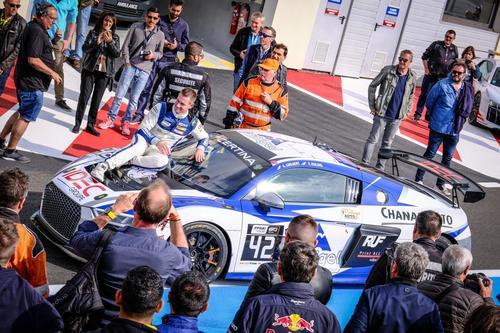 FFSA GT4 France 2018