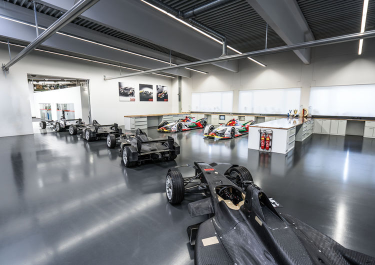 A piece of motorsport history: Chassis 20 returns
