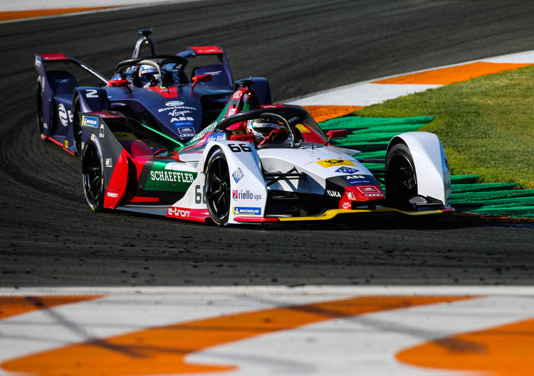 Testfahrten Formel E, Valencia