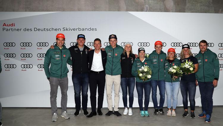 DSV und Audi verlängern ihre Partnerschaft
