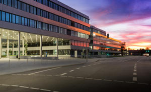 The new home of AUDI AG Sales and Marketing: