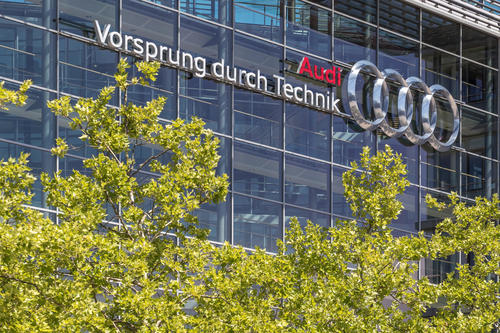 New power from old cells: Audi and Umicore develop closed loop battery recycling