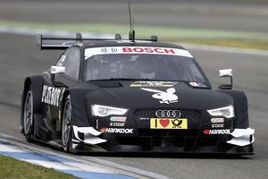 Audi-Pilot Tambay startet mit Playboy in der DTM