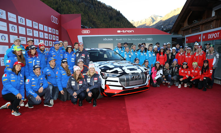 Audi FIS Ski World Cup Opening in Soelden