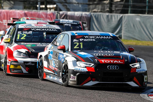 WTCR – FIA World Touring Car Cup 2018