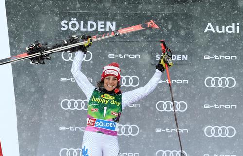 Audi FIS Ski World Cup Opening 2018 in Sölden