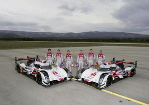 Audi startet als Weltmeister in neue Ära