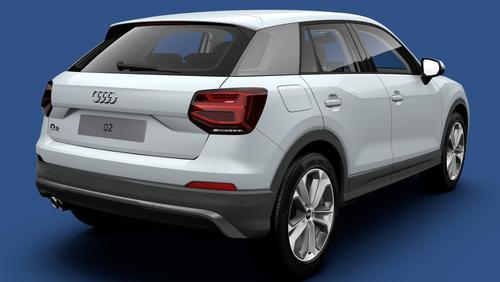 Audi bringt partielles Mattieren in Großserie