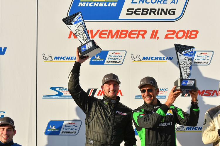 Michelin IMSA SportsCar Encore 2018