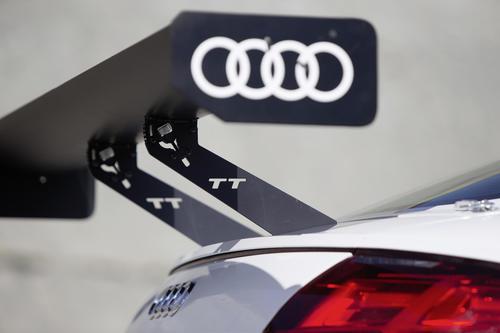 Audi startet Rennserie für den neuen TT