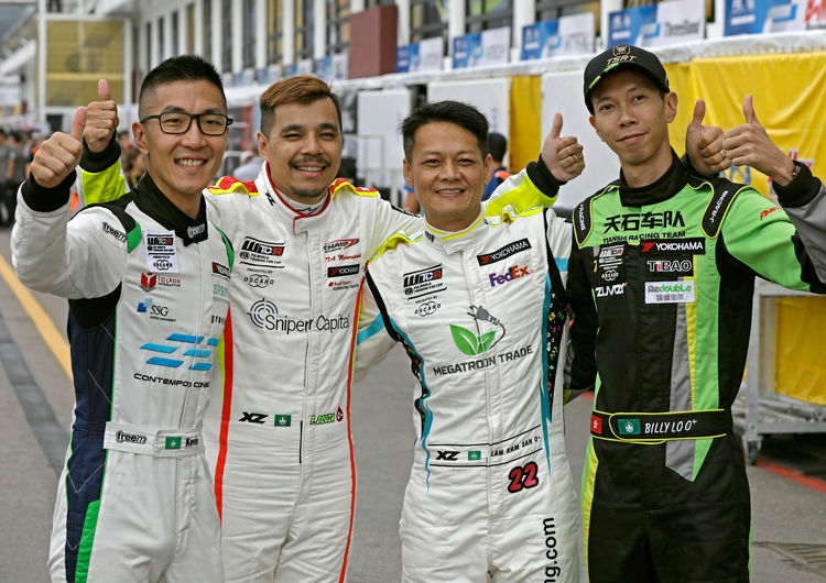 WTCR - FIA World Touring Car Cup 2018