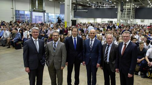 Audi Betriebsrat: Verkehrsinfarkt verhindern!