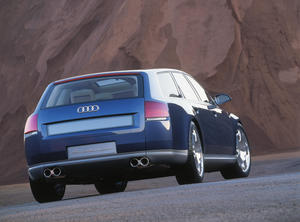Audi Avantissimo
