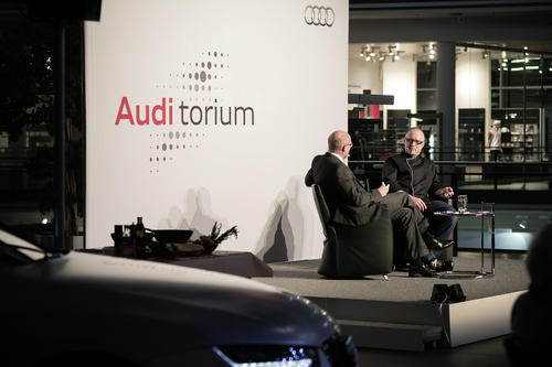 """Audi.torium """"Die Madenbeißer"""""""