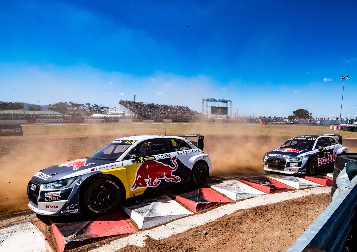 Rallycross-WM 2018, Kapstadt