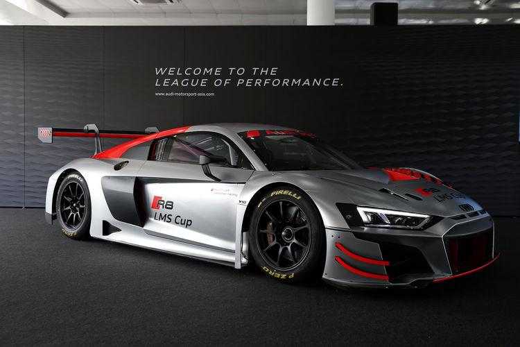 Audi Sport R8 LMS Cup 2018