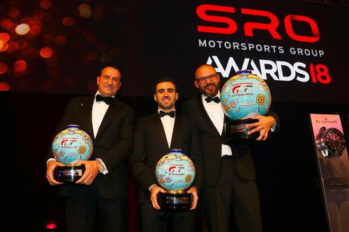 SRO Awards 2018