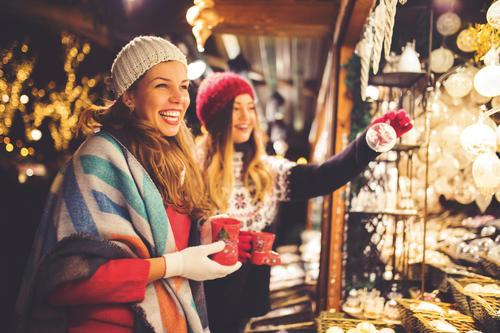 Sozialer Weihnachtsmarkt