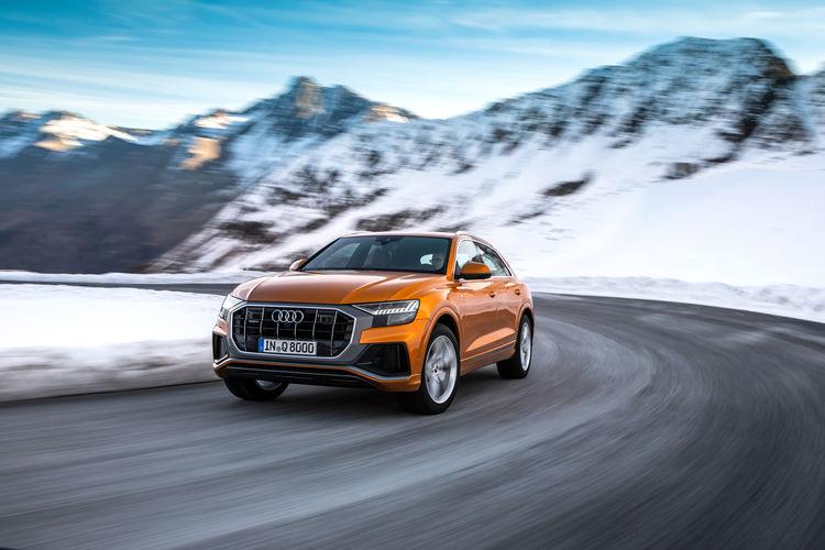 Audi Q8 | Audi MediaCenter