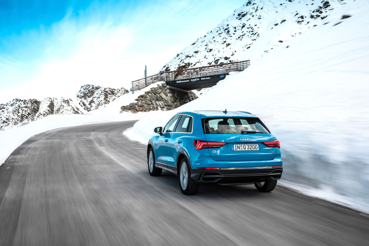 Record-breaking figure for Audi in November:   Deliveries up 23.1 percent to around 163,350 cars