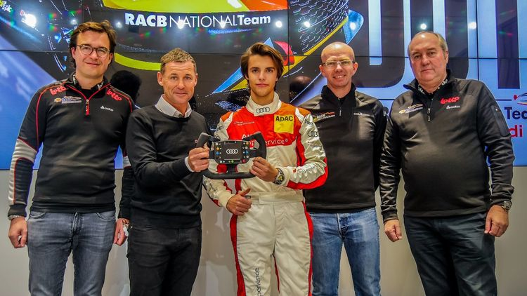 RACB Young Drivers Assesment 2018