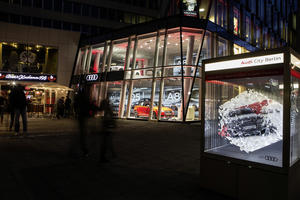 Kick-off Event at Audi City Berlin