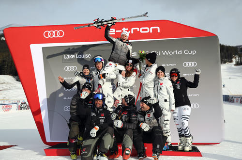 FIS Audi Ski World Cup Women Downhill & Super G, Lake Louise, Canada, 2018.12.01 - 02.