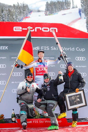 FIS Audi Ski Alpine World Cup 2018 Men Giant Slalom, Beaver Creek, USA, 2018.12.02.