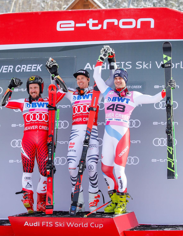 Fis Audi Ski Alpin Weltcup Riesen Slalom Herren Beaver Creek Usa 02 12 2018 Audi Mediacenter
