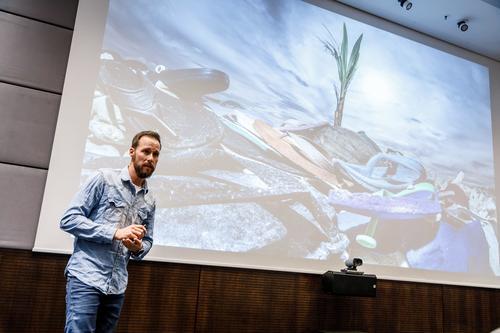 """Die Audi Stiftung für Umwelt diskutiert """"Die (Un-)Endlichkeit des Plastiks"""""""