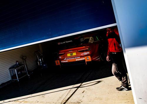 DTM 2019, Test Jerez
