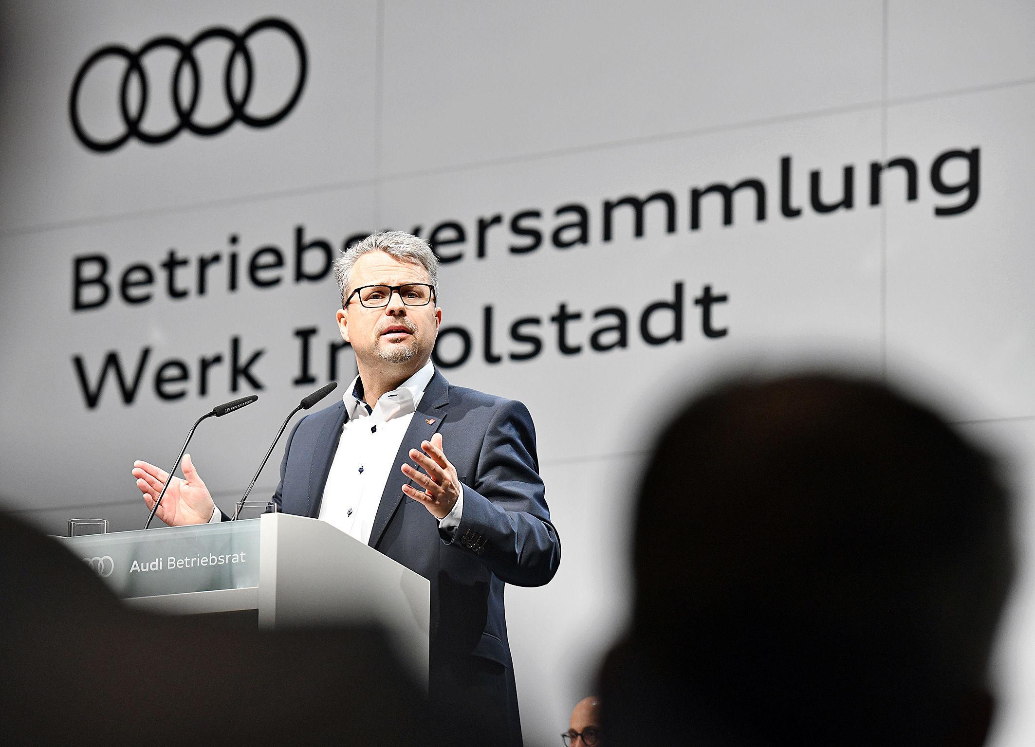 Betriebsrat setzt Batteriemontage für Ingolstadt durch