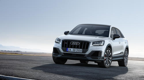 Standout star of the compact SUVs: the new Audi SQ2 | Audi