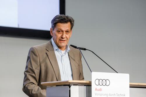 Audi-Betriebsversammlung: Klare Perspektive für Neckarsulm gefordert