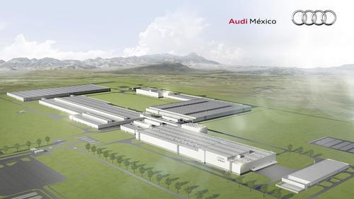 €17 Mio. für Umweltschutz: Audi México startet Wasser-Projekte