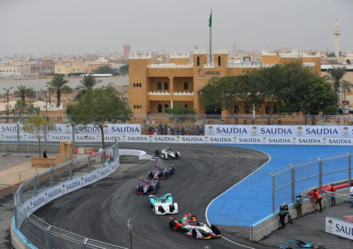 Formel E, Ad Diriyah E-Prix 2018