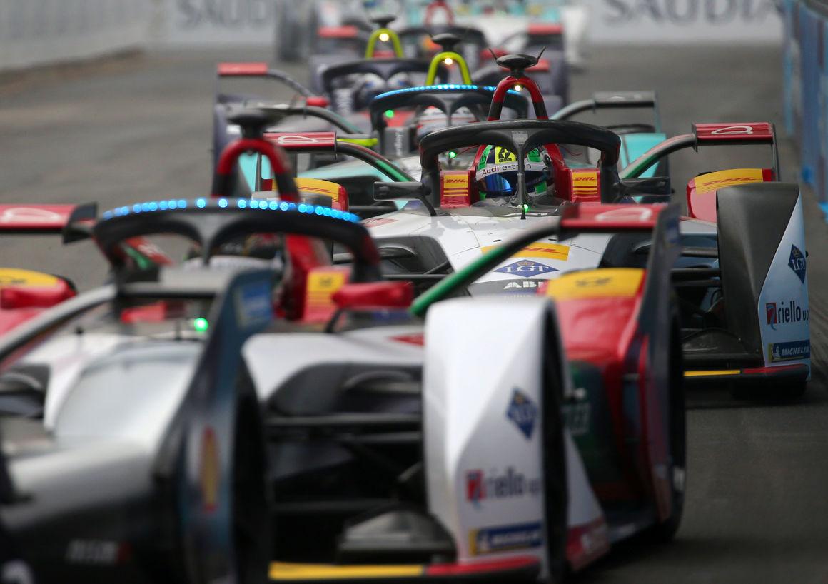 Formula E, Ad Diriyah E-Prix 2018